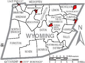 Wyoming County